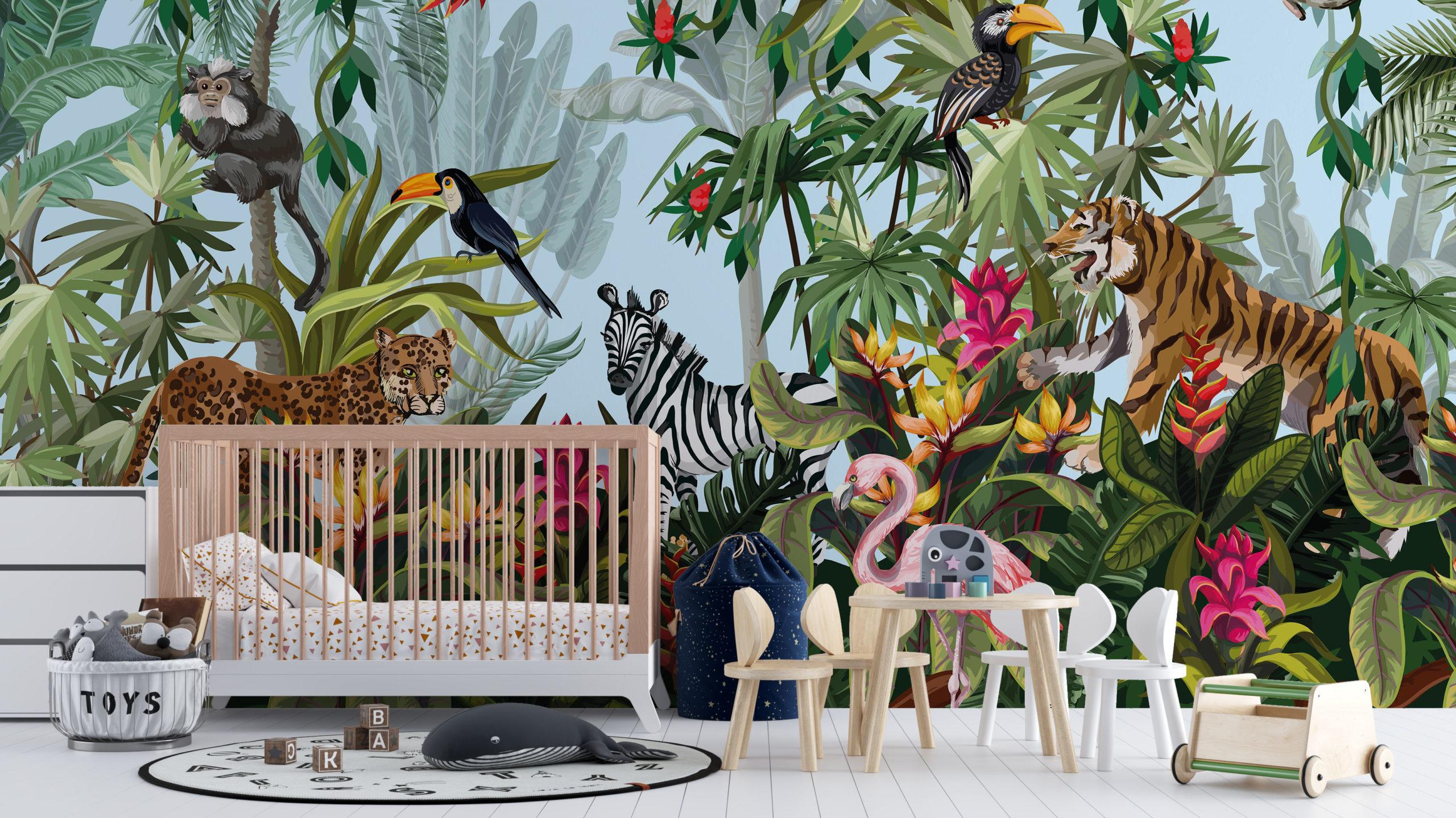Jungle extravaganza