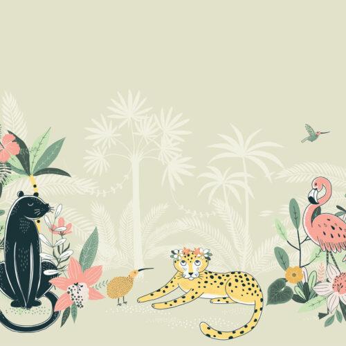 Dieren in het regenwoud