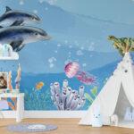 WP-021-oceaan-met-dolfijnen3