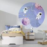 CK-024-Behangcirkel Astronauten op ruimtereis3