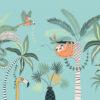jungle behang walloha